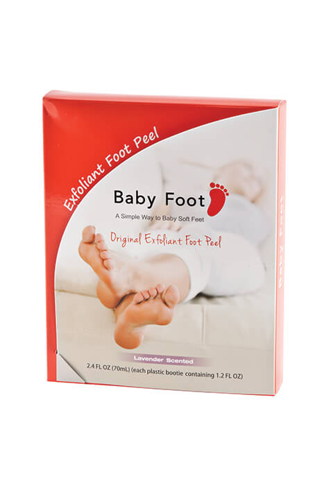 Baby Foot Exfoliation Peel - View 1