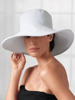 Hats, Scarves & Gloves - Micro Terry® Sun Protection Hat