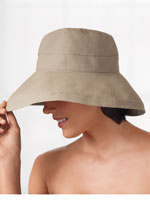 Hats, Scarves & Gloves - Scala™ Big Brim Sun Protection Hat