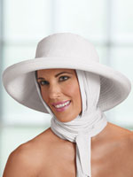 Hats, Scarves & Gloves - Easy Escape Sun Protection Hat