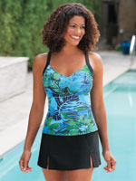 Swim - Key West 3-Piece Skirtini